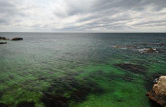 Green Sea Near Sevastopol Ukraine 1920 x 1080 340x220