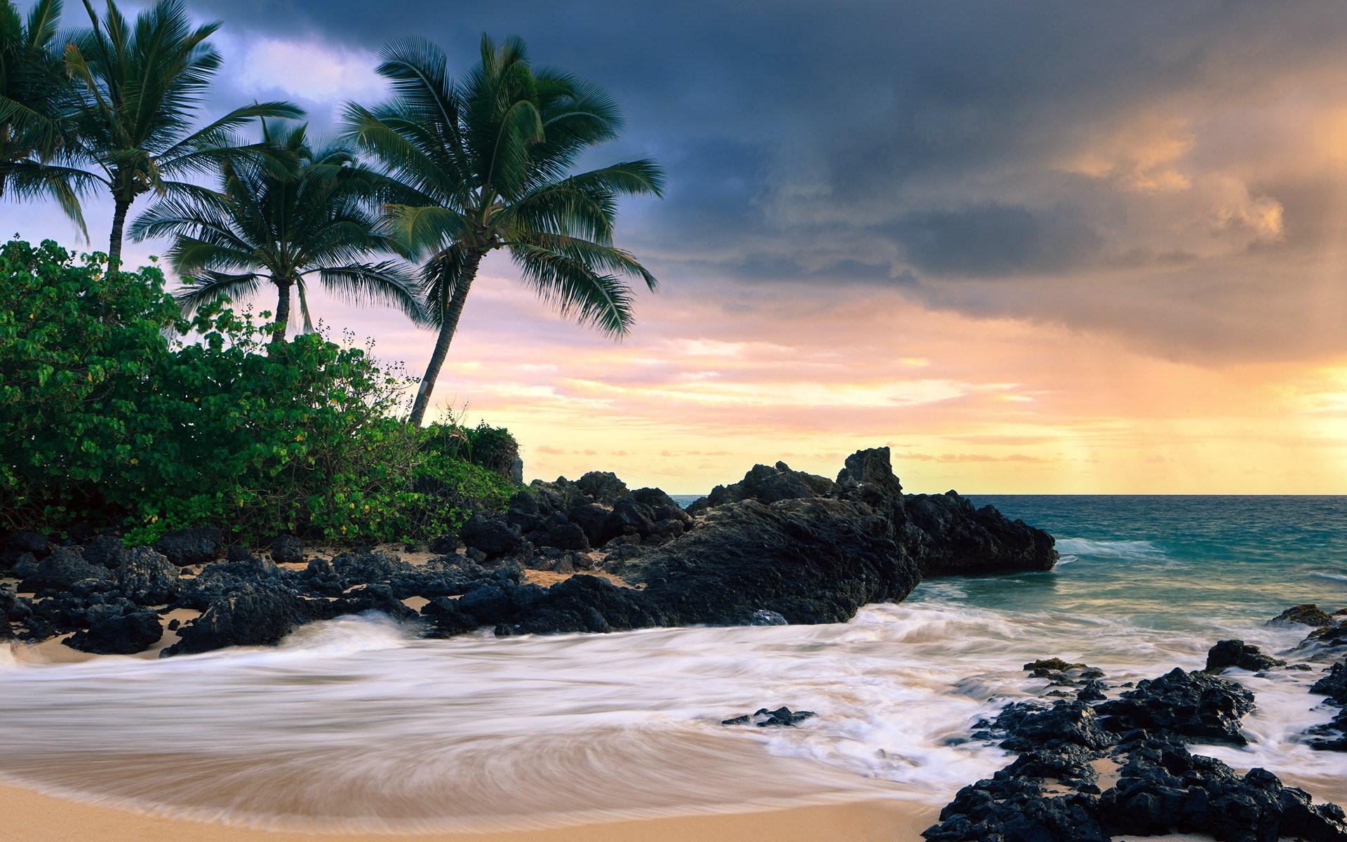 Molokai Shore, Hawaii скачать