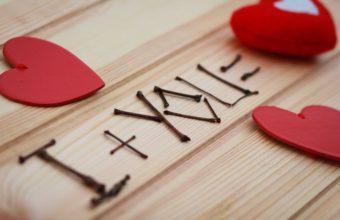 Heart Sticks Love 2500 x 1600 340x220