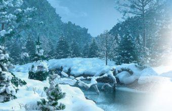 Hight Mountain Snow 1920 x 1080 1 340x220