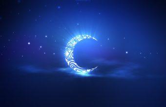 Holy Ramadan Moon 2560 x 1600 340x220