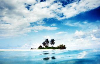 Island Sea View 2560 x 1600 340x220