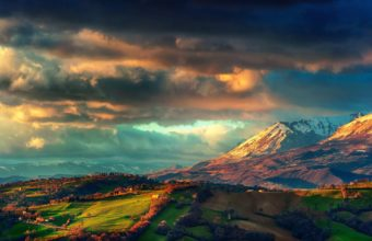 Italy The Apennines The Mountain 2048 x 1315 340x220