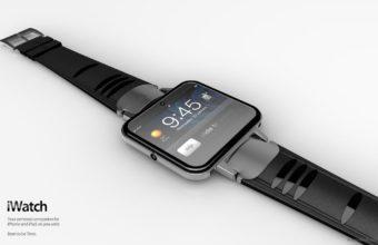 Iwatch Wrist Watch Apple 1440 x 900 340x220