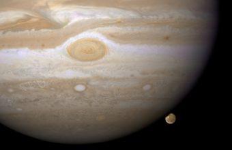 Jupiter Ganymede Planet 2815 x 1918 340x220