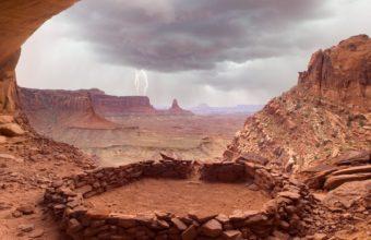 Landscapes Deserts Rocks Utah 1600 x 1200 340x220