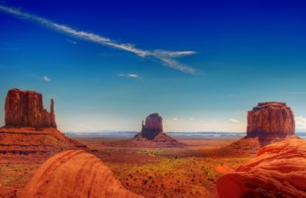 Landscapes Nature Canyon Mesas 2560 x 1600 340x220