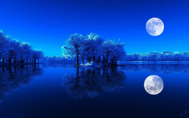 Landscapes Night Luna 1920 x 1200 768x480