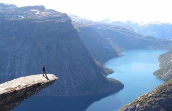 Landscapes Norway Fjord Trolltunga 2048 x 1536 340x220