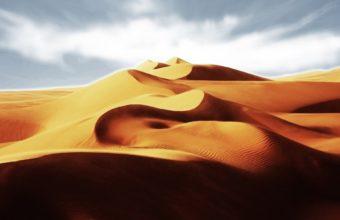 Landscapes Sand Deserts 1920 x 1200 340x220