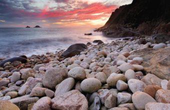 Landscapes Seascape Sunset Sunrise 1920 x 1200 340x220