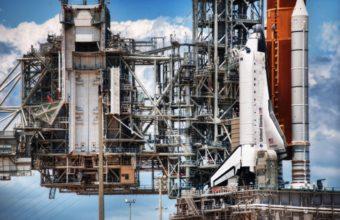 Launching Pad Spaceport Shuttle 5800 x 3870 340x220