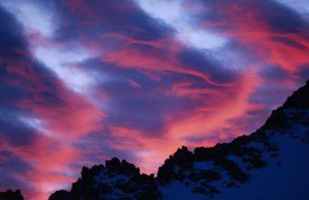 Lenticular Clouds Over Sierra Nevadas 1920 x 1080 1 340x220