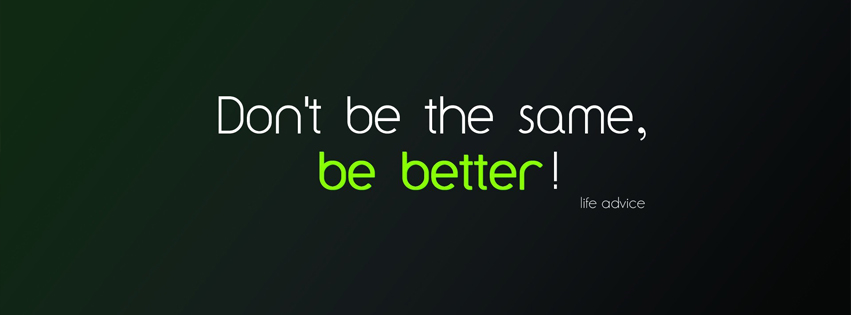 Life Advice Facebook Cover Photo 851 X 315 768x284