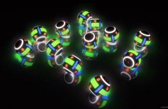 Light Balls Lights 1920 x 1200 340x220