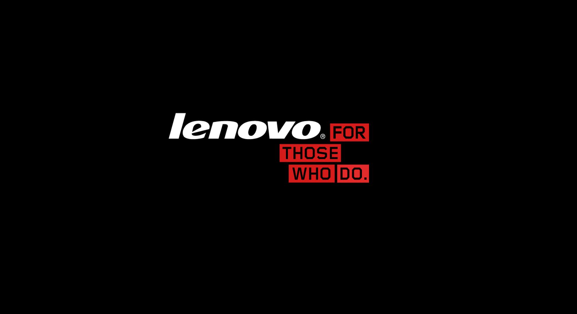 Lenovo Wallpapers Hd