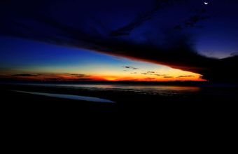 Lovely Beautiful Sunset 1600 x 1200 340x220