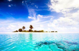 Maldives Diggiri Island 2560 x 1600 340x220
