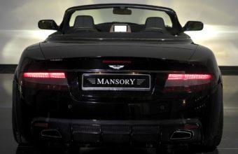 Mansory Aston Martin Db9 2048 x 1536 340x220
