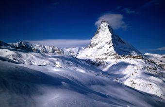 Matterhorn Valais Switzerland 1600 x 1200 340x220