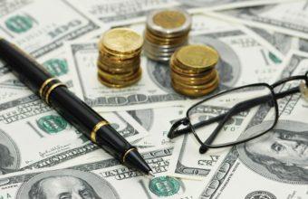 Money Bills Coins 2560 x 1600 340x220