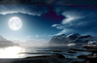 Moon Wallpapers 14 1024 x 768 340x220