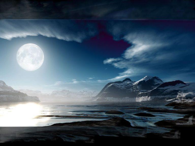 Moon Wallpapers 15 1024 x 768 768x576
