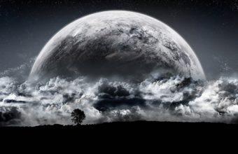 Moon Wallpapers 20 1280 x 800 340x220