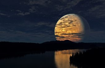 Moon Wallpapers 28 3840 x 2160 340x220