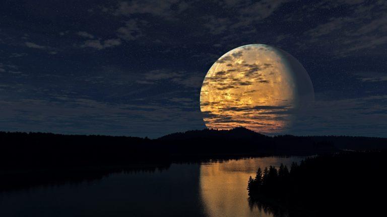 Moon Wallpapers 28 3840 x 2160 768x432
