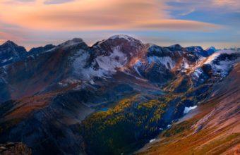 Mountain Peaks Sky 3000 x 2000 340x220