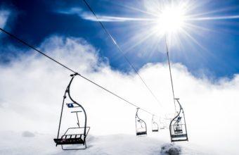 Mountain Ropeway Ski Resort 2880 X 1800 340x220