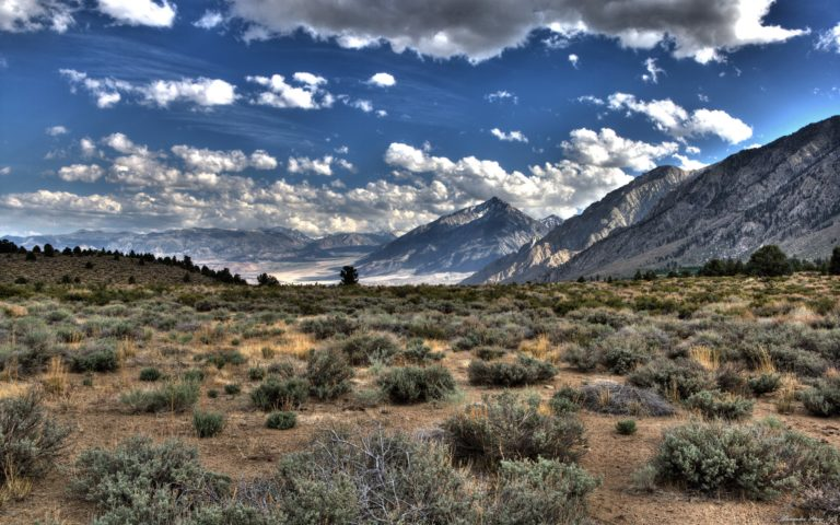 Mountains Clouds Landscapes Nature 2560 x 1600 768x480