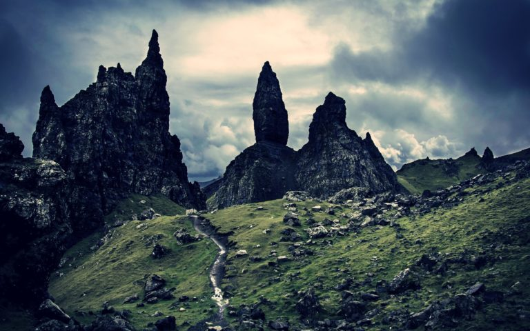 Mountains Landscape Rocks Stones 2560 x 1600 768x480