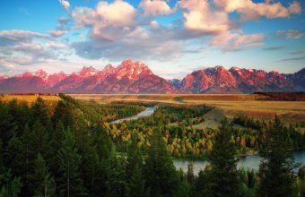 Mountains Landscape Sky 1920 x 1200 340x220
