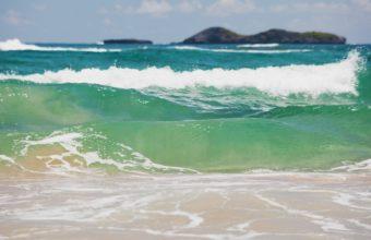 Nature Beaches Islands Sand Surf 1920 x 1200 340x220