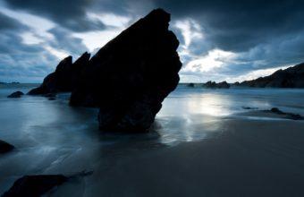 Nature Landscape Ocean Sea Beach 2560 x 1600 340x220