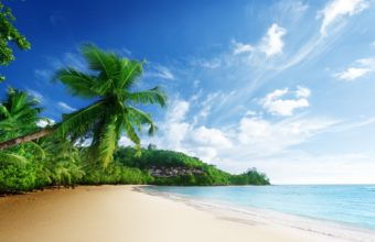 Nature Scenery Sea Beach Sky 1920 x 1200 340x220