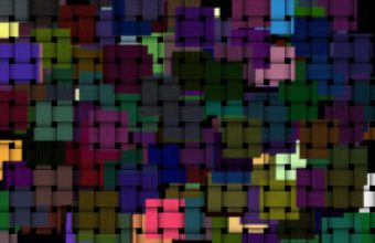 Net Multicolored Weave 1920 x 1200 340x220