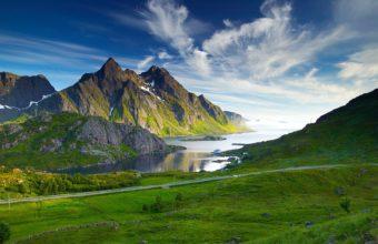 Nordic Landscapes 1920 x 1200 340x220