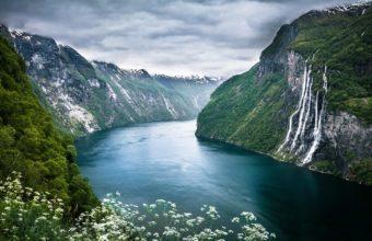 Norway Fjord 2880 X 1800 340x220