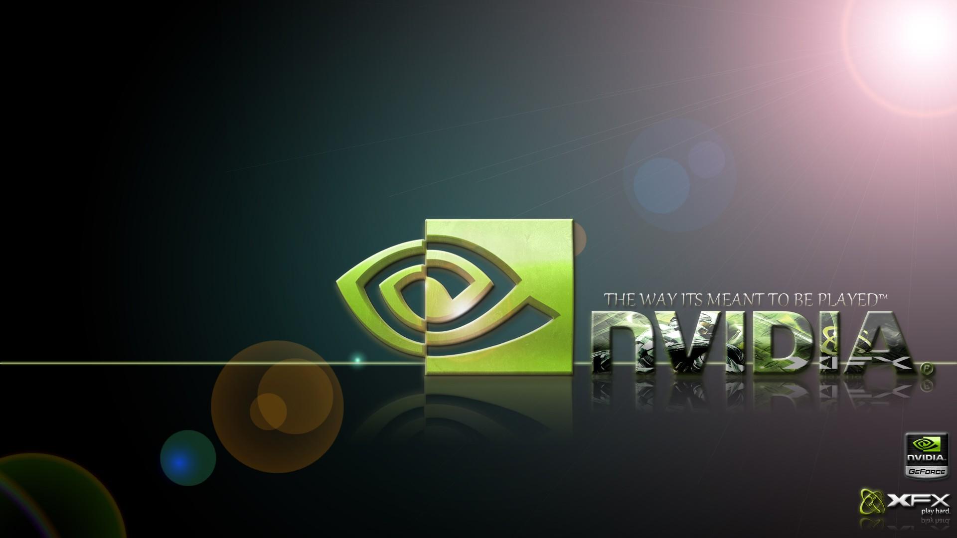Nvidia Wallpapers 13