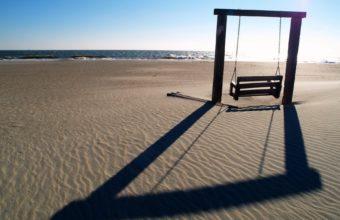 Ocean Beach Sand Swing 1920 x 1200 340x220