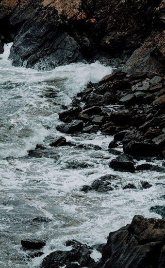 Ocean Wallpaper [1440x2560] - 016