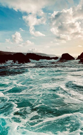Ocean Wallpaper [1440x2560] - 017