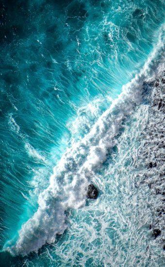 Ocean Wallpaper [1440x2560] - 022