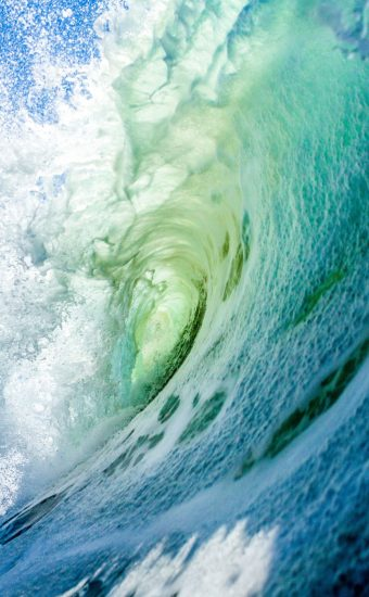 Ocean Wallpaper [1440x2560] - 023