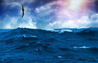 Ocean Wallpapers 27 1680 x 1050 340x220