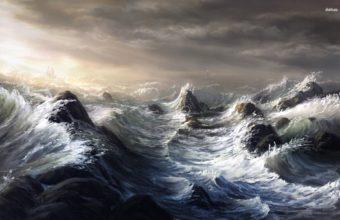 Ocean Wallpapers 28 1920 x 1200 340x220