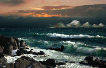 Ocean Wallpapers 51 3008 x 2000 340x220
